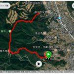 越生トレイルランニングのおすすめコース10km【初心者向け】